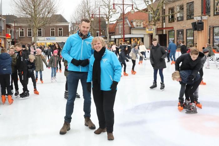 Politiek begeeft zich op glad ijs Arjen Gerritsma © BDU Media