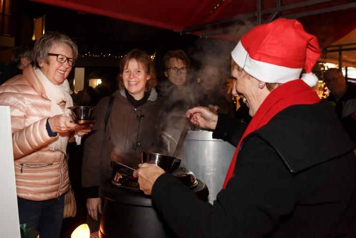 Gezellige Kerstmarkt met Dorpssoep Leersum La Luz Fotografie © BDU