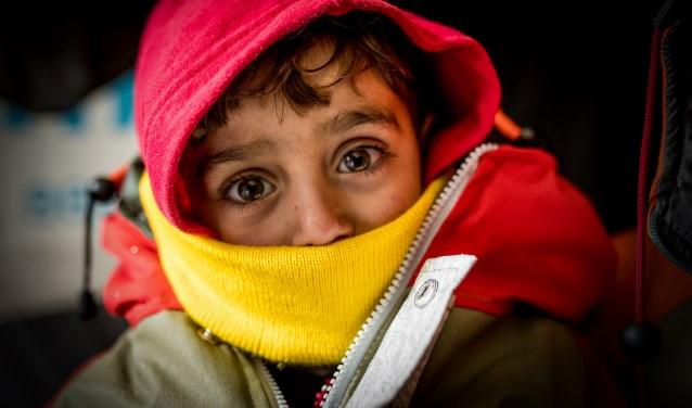 Een Sheltersuit maakt overleven in vrieskou mogelijk.