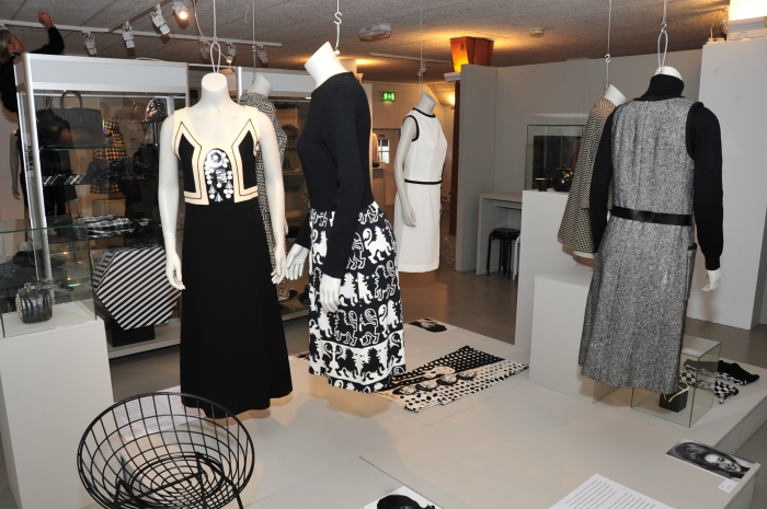 Een overzicht van de expositie in Museum De Koperen Knop.