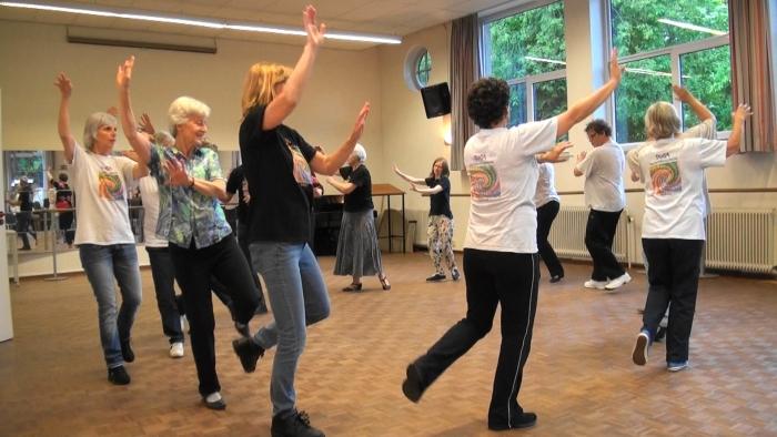 Duga in een Armeense dans