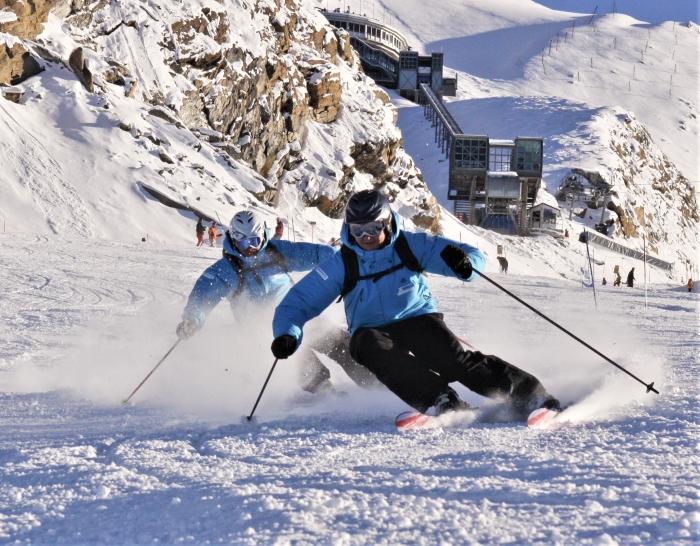 Nu nog in de zaal SneeuwFit oefenen, straks op de piste Nederlandse Skivereniging © BDU Media