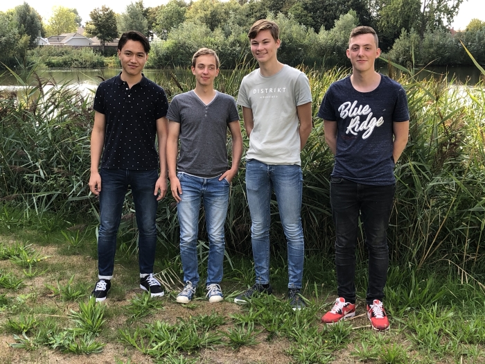 Het succesvolle A team