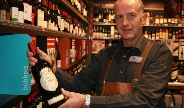 Peter Poelmann is één van de enthousiaste ondernemers van Winkelcentrum Schothorst.