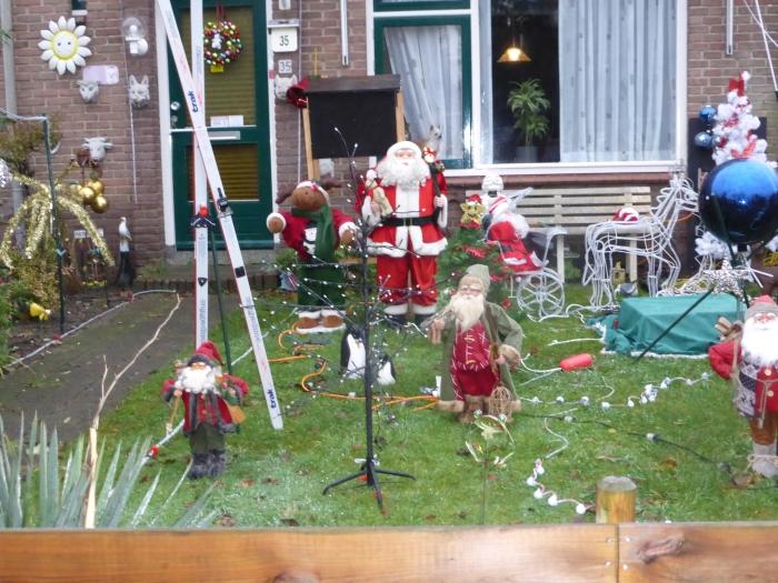Kersttuin Driebergen M van der Poel © BDU