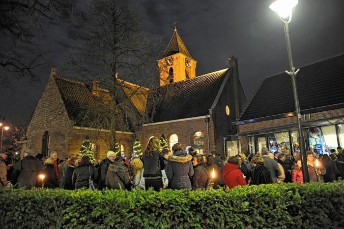 Kerstnacht Michaëlkerk Leersum