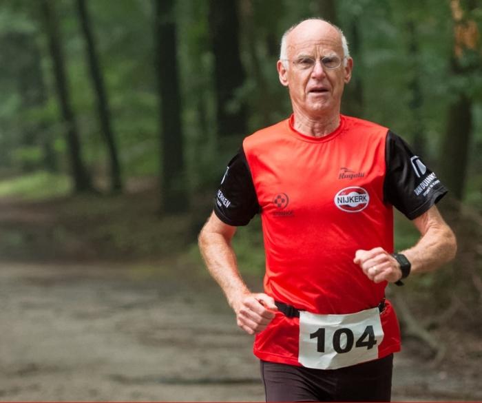 Hardloopspecialist Wim Oudejans