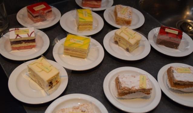 taartjes van Novia