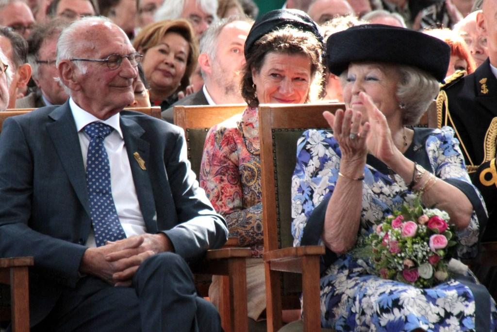 In maart van dit jaar overleed 'Mister Symposion' Bert van Meeteren. foto: GP-foto © BDU Media