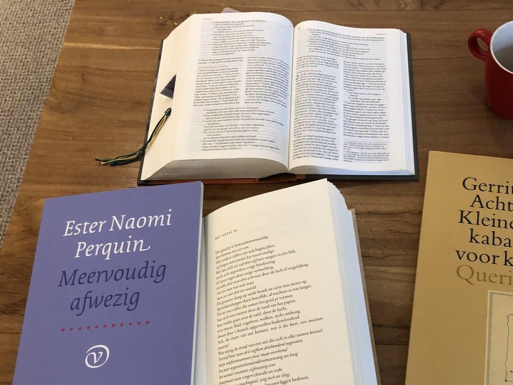 Gedichten: bronnen om het oude verhaal te vertalen naar vandaag. Kees Bregman © BDU media