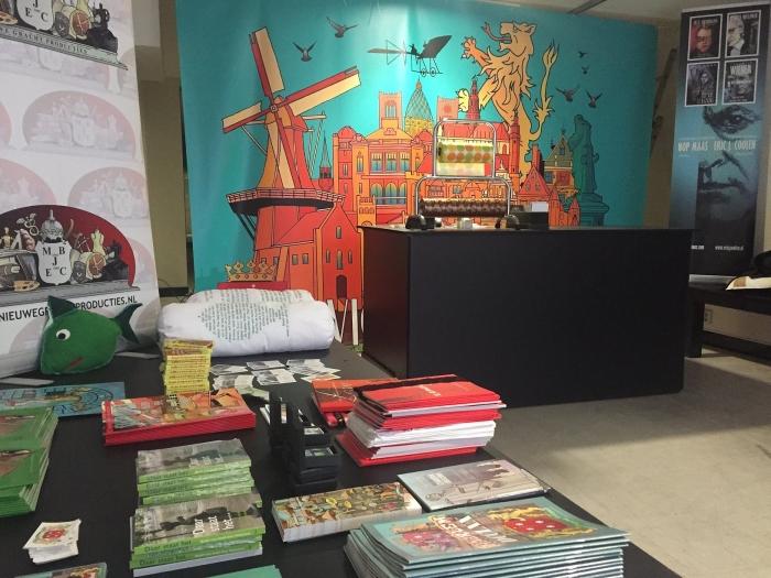 Interieur pop-upwinkel