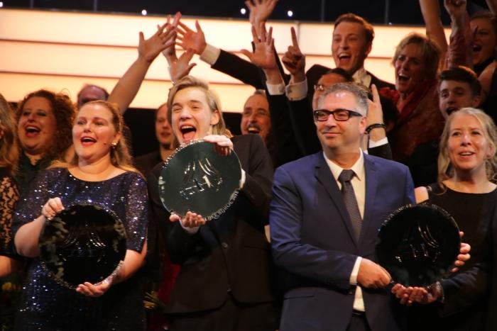 Mats Hoogland wint AMA Pier K © BDU media