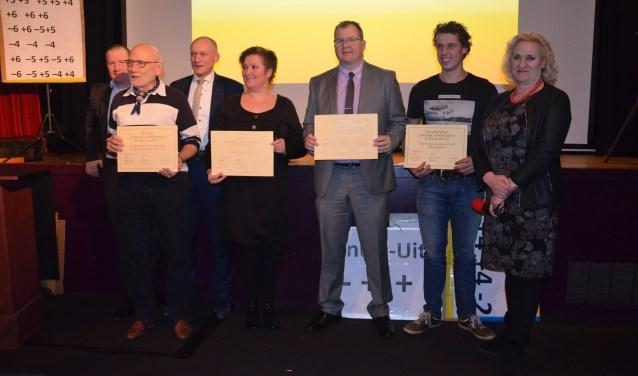 Alle winnaars van de Vrijwilligersprijs