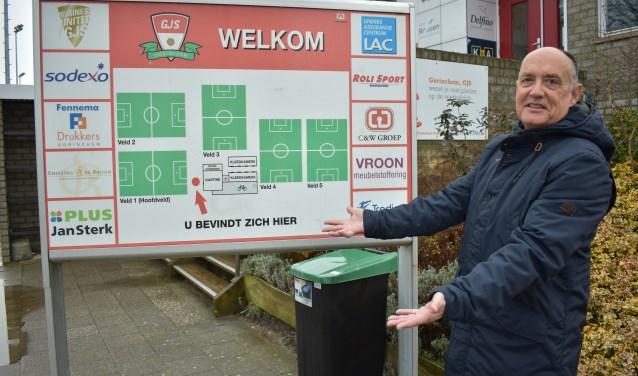 Jan van Veen, voorzitter van GJS: 'Gebruik die accommodaties!'