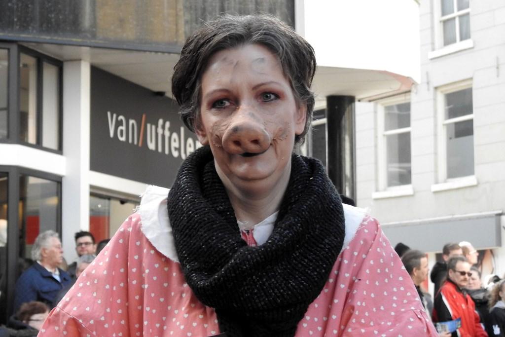 Optocht Dries de Swart © BDU Media