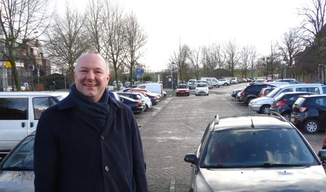 D66 wil dat auto's onder de grond verdwijnen en dat het water terugkomt op het Walplantsoen