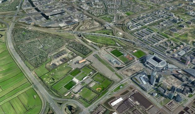 <p>Ouder-Amstel wil de komende jaren in het project 'de Nieuwe Kern' een hele nieuwe wijk met circa 4.500 woningen realiseren.</p>