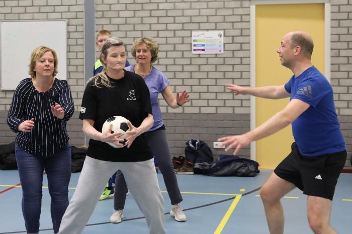 Politici en sporters samen in actie Arjen Gerritsma, Graphic Sound © BDU Media