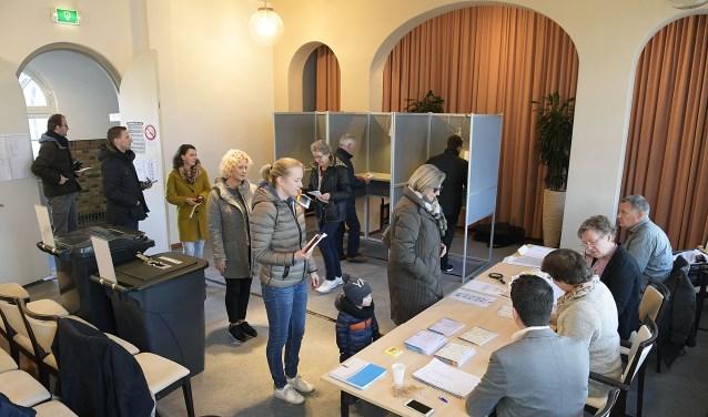 Stemmen, Gemeenteraadsverkiezingen
