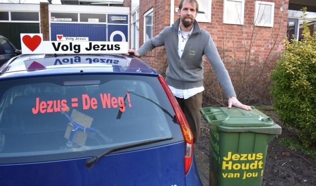 Wim de Visser (Jezus Leeft): Gods adviezen zijn uit liefde gegeven.