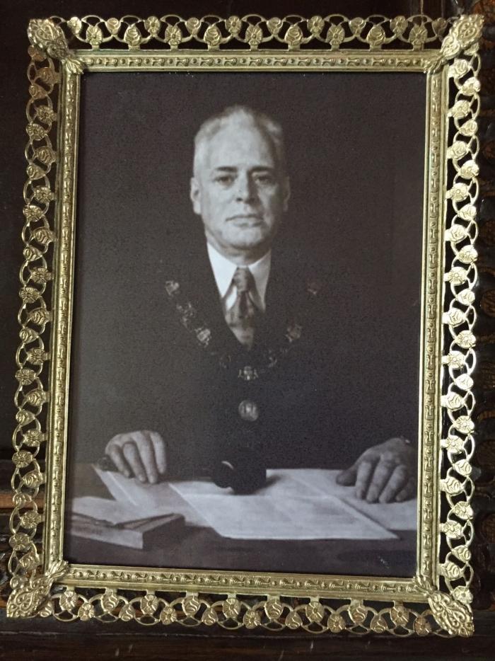 Mr. Pieter Oud - Oud-Burgemeester van Rotterdam,Minister van Staat