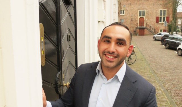 Tahsin Bülbül, lijsttrekker van DENK
