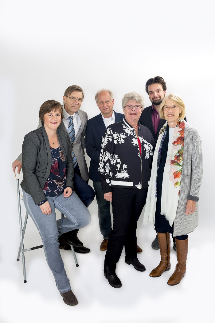 Kandidaten van de ChristenUnie Utrechtse Heuvelrug
