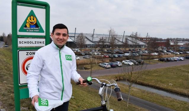 Ilhan Tekir (D66): 'In Gorinchem kijk je wat het beste is voor Gorinchem, dat blijf ik als echte bliek graag doen'