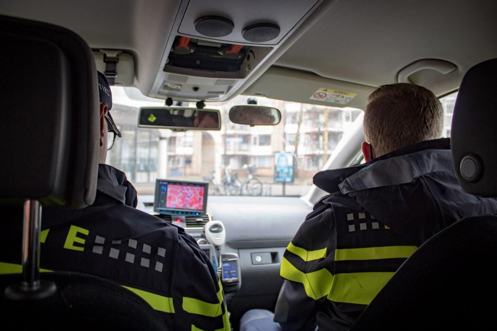 Het signalement is net binnengekomen Ruben Kwetsie © BDU media