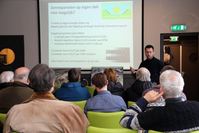 infobeurs Leusden Gasloos IkWilWatt | hét energieloket van Leusden © BDU media