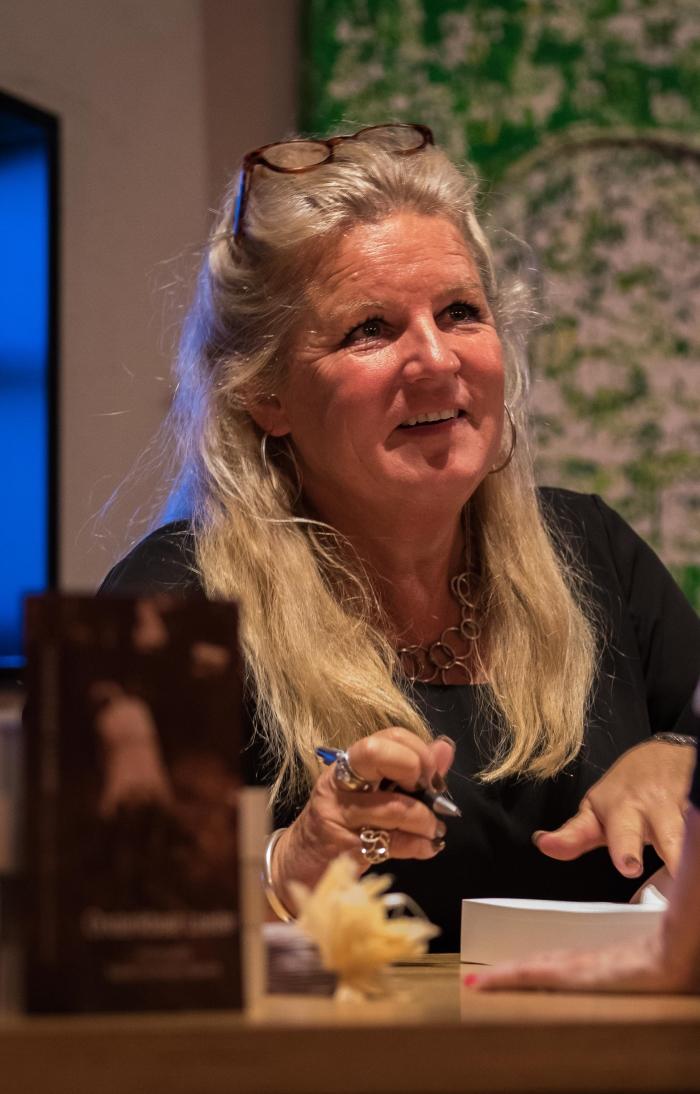 Saskia Freichmann-Wijsbeek, auteur autobiografie 'Ondankbaar Loeder'