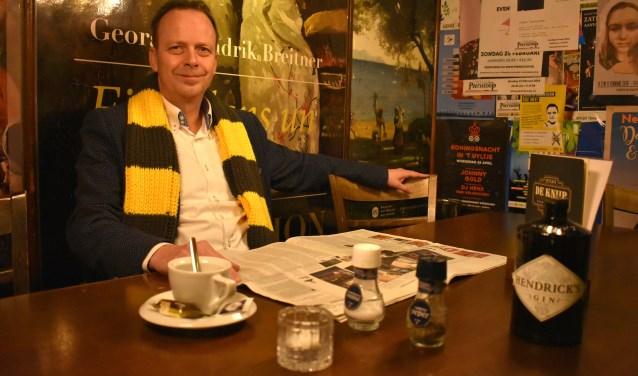 Pierre Schefferlie (Democraten Gorinchem): 'Altijd bereid voor een goed gesprek'