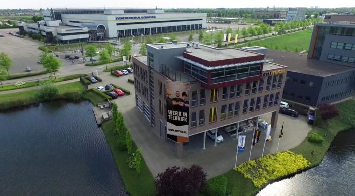 Hoofdkantoor Aditech in Gorinchem