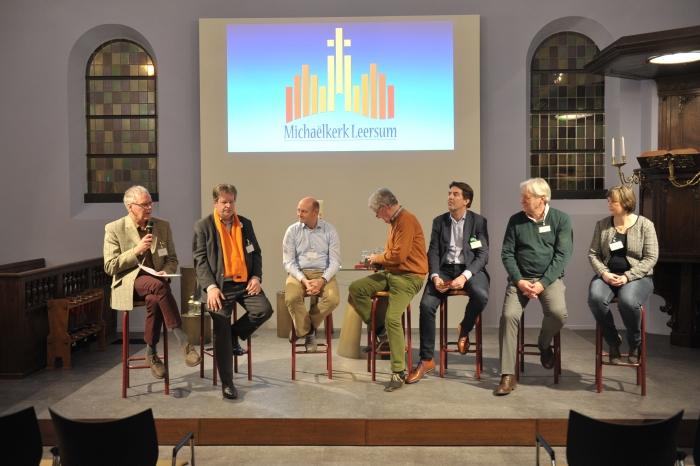 Politici aan de praat over hun drijfveren Henk Boeve © BDU