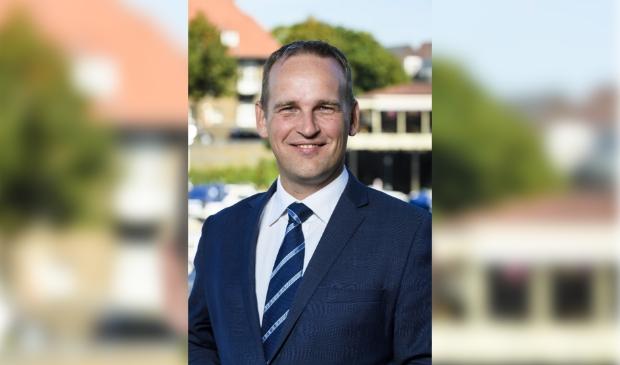 <p>oud-burgemeester Bram van Hemmen.</p>