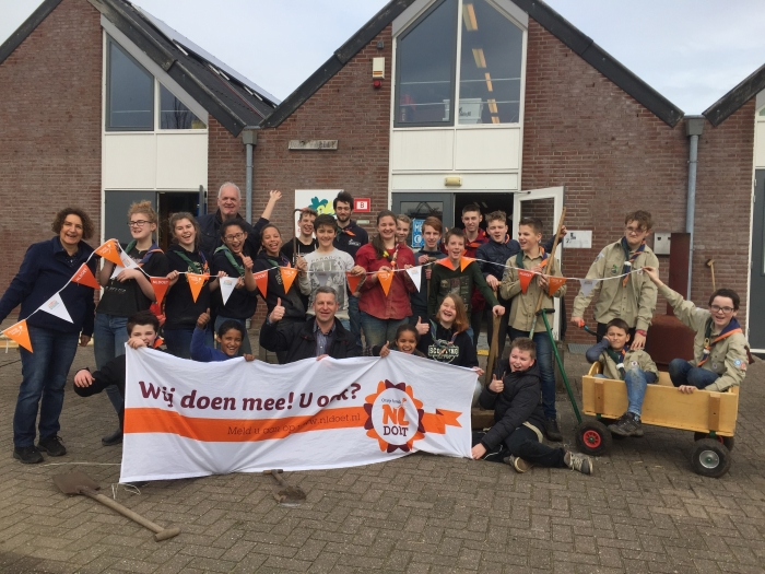 NL Doet Scouting A15