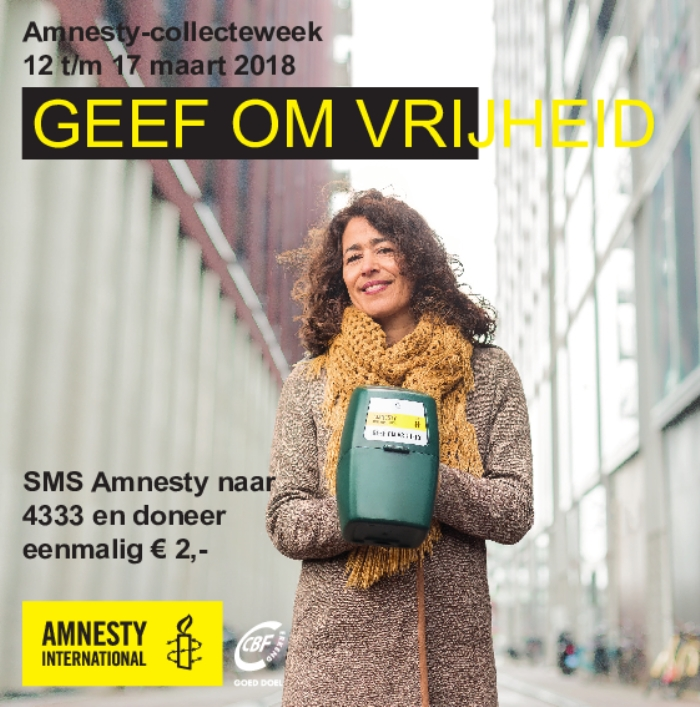 Amnesty Collecte 2018
