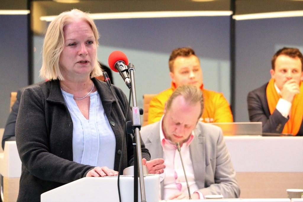 Ellen Out (GroenLinks) Freek Wolff © BDU Media