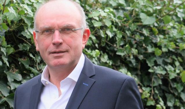 Wim de Ruiter, lijsttrekker van het CDA