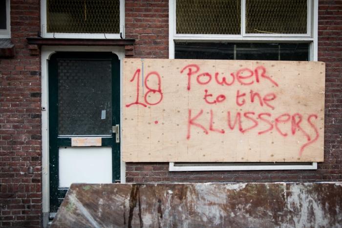 Enthousiasme bij de nieuwe bewoners Hesse de Jonge © BDU media