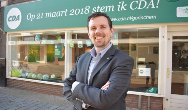 Lennert Onvlee (CDA): 'Het CDA is doorgegaan en positief gebleven'