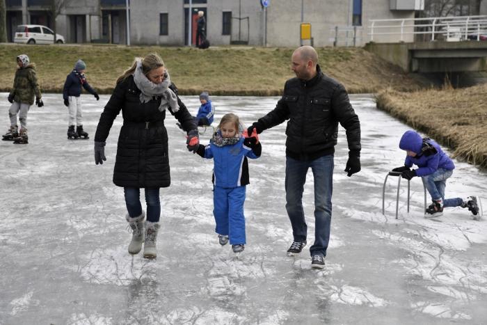 Jong geleerd met je ouders Willem ten Veldhuys © BDU media
