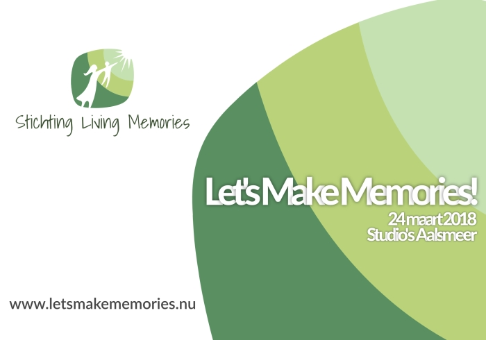 Actiedag Let's Make Memories!