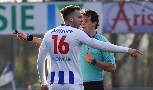 Jordi Balk speelt bij FC Lienden