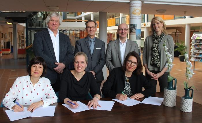 Zorgorganisaties ondertekenen samenwerkingsconvenant
