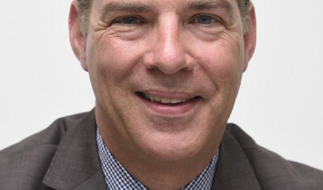 Gemeentesecretaris Ferdinand Contant.