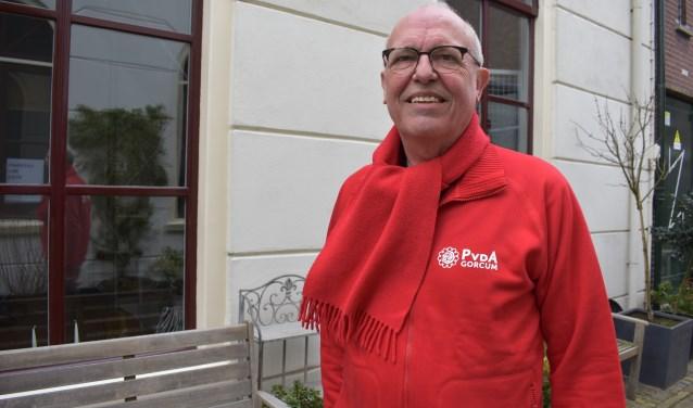 Jack Oostrum (PvdA): 'Wij zijn het vertrouwen van de Gorcumer waard, dat hebben we altijd bewezen'