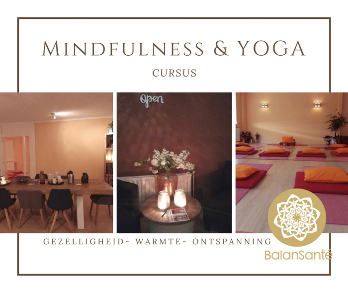 Mindfulness en yoga