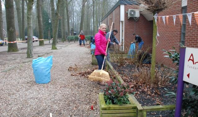 In Lage Vuursche wordt dorpshuis De Furs opgeknapt.