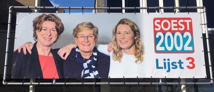 Janne Pijnenborg, Karin Scholten, Heather Treffers Soest2002
